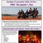 Dorpsviering met PopUp, 17 november 15.30